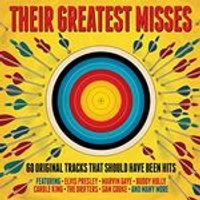 Various Artists - Their Greatest Misses [3CD Box Set] (Music CD)