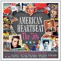 Various Artists - American Heartbeat - The 50s [3CD Box Set] (Music CD)
