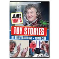 James Mays Toy Stories: Balsa Wood Glider/Great Train Race