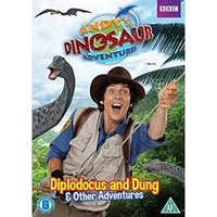 Andys Dinosaur Adventures: Diplodocus And Dung