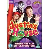 Justins House: Where Are You Little Monster? (Cbeebies)