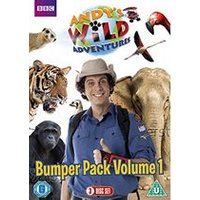 Andys Wild Adventures - Bumper Pack [DVD]
