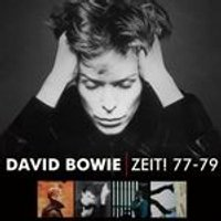 David Bowie - Zeit! 77-79 (Box Set - Low/Heroes/Stage/Lodger) (Music CD)