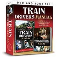 Train Drivers Manual (DVD & Paperback)