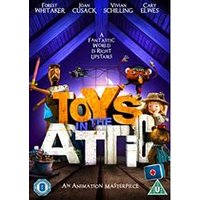 Toys in the Attic [DVD]