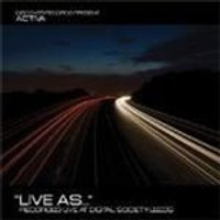 Various Artists - Live As... Vol.6 (Mixed Live By Activa At Digital Society, Leeds) (Music CD)