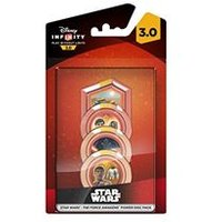 Disney Infinity 3.0 Power Discs Force Awakens (PS4/PS3/Xbox One/Xbox 360/Nintendo Wii U)