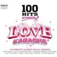 Various Artists - 100 Hits - Love Karaoke (Music CD)