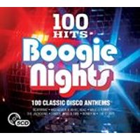 Various Artists - 100 Hits: Boogie Nights (Music CD)