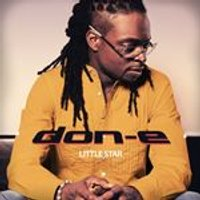 Don-E - Little Star (Music CD)