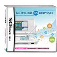 Official Nintendo DS Lite Internet Browser (Nintendo DS)