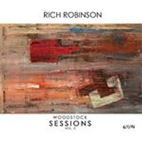 Rich Robinson - Woodstock Sessions (Music CD)