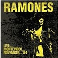 Ramones - Live, Montevideo, November 1994 (Live Recording) (Music CD)