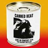 Canned Heat - Live in Concert 1979 (Parr Meadows, Long Island/Live Recording) (Music CD)