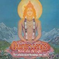 Quintessence - Move into the Light (The Complete Island Recordings 1969-1971/Remastered) (Music CD)