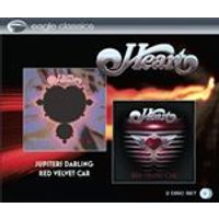 Heart - Jupiters Darling + Red Velvet Car (Music CD)