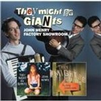 They Might Be Giants - John Henry/Factory Showroom (Music CD)