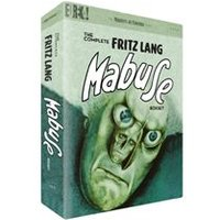The Complete Fritz Lang Mabuse Box Set (Masters Of Cinema)