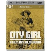 City Girl - Dual Format (Blu-ray + DVD) (Masters of Cinema)