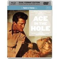 Ace In The Hole (Masters of Cinema) (Dual Format Edition) [Blu-ray]