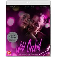 Wild Orchid (1989) Dual Format (Blu-ray & DVD)