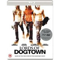 Lords of Dogtown (2005) Dual Format (Blu-ray & DVD)