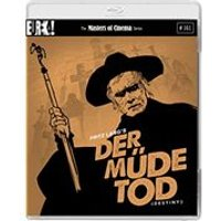 DER MDE TOD (Destiny) [Masters of Cinema] Dual Format (Blu-ray & DVD)