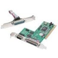 StarTech Parallel/serial combo card - PCI - parallel, serial - 3 ports