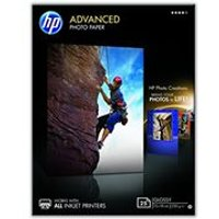 HP Advanced Glossy Photo Paper 250g/m2 13x18cm Borderless (25 Sheets)