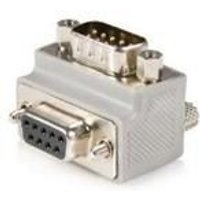 StarTech Right Angle DB9 to DB9 Serial Cable Adaptor Type 1 - M/F