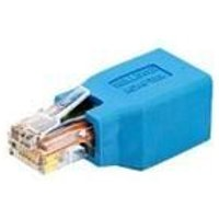 StarTech Cisco Console Rollover Adapter for RJ45 Ethernet Cable M/F