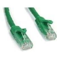 StarTech Green Snagless Cat6 UTP Patch Cable - ETL Verified (3.05m)