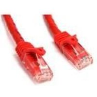 StarTech Red Snagless Cat6 UTP Patch Cable - ETL Verified (3.05m)