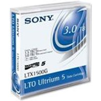 Sony LTX1500GN Data Cartridge - LTO Ultrium LTO-5 1500GB (3TB)