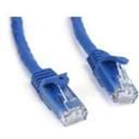 StarTech Blue Snagless Cat6 UTP Patch Cable - ETL Verified (10.6m)