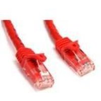 StarTech Red Snagless Cat6 UTP Patch Cable - ETL Verified (15.24m)