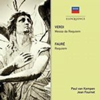 Verdi: Messa da Requiem; Faur: Requiem (Music CD)