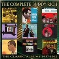 Buddy Rich - Complete Collection (The Classic Albums, 1957-1962) (Music CD)