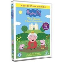 Peppa Pig Vol 17 - The Queen Royal Compilation