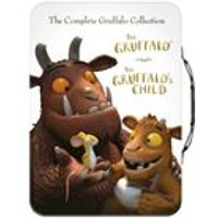 The Gruffalo DVD Double Pack Collectable Tin (Gruffalo / Gruffalos Child)