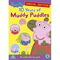 Peppa Pig: 10 Years Of Muddy Puddle