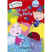 Ben & Hollys Little Kingdom: Elf and Fairy Party
