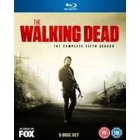 The Walking Dead Season 5 (Blu-ray)