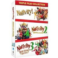 Nativity Triple Film Collection