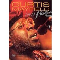 Curtis Mayfield - Montreux 1987