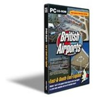 British Airports: East & South East England Twin Pack Add-On for FS 2002/4 (PC)