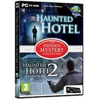 The Hidden Mystery Collectives Vol 1: Haunted Hotel and Haunted Hotel 2 Believe the Lies (PC CD)