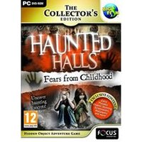 Haunted Halls 2: Fears from Childhood - Collectors Edition (PC DVD)