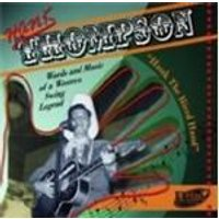 Hank Thompson - Hank The Hired Hand (Words And Music Of A Western Swing Legend) (Music CD)
