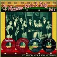 Various Artists - Mexican Rock & Roll, Vol. 2 (Music CD)